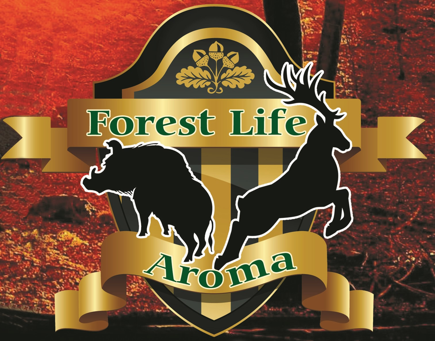 Forest Life Alma aroma 0,5 l