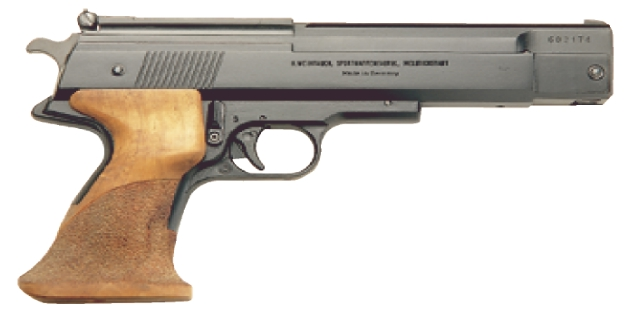 WEIHRAUCH HW 75 PCA légpisztoly