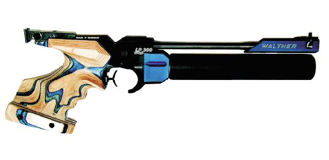 WALTHER LP300 ULTRA LIGHT 4,5MM