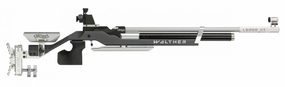 Walther Pressluftgewehr LG 300XT Alutec Protouch, links (P18)