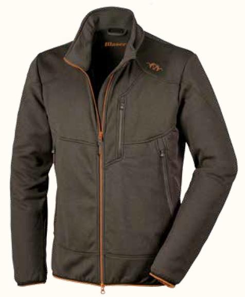 fcdf02a2a5f4 Blaser ACTIVE Fleece férfi vadászkabát 117074-112