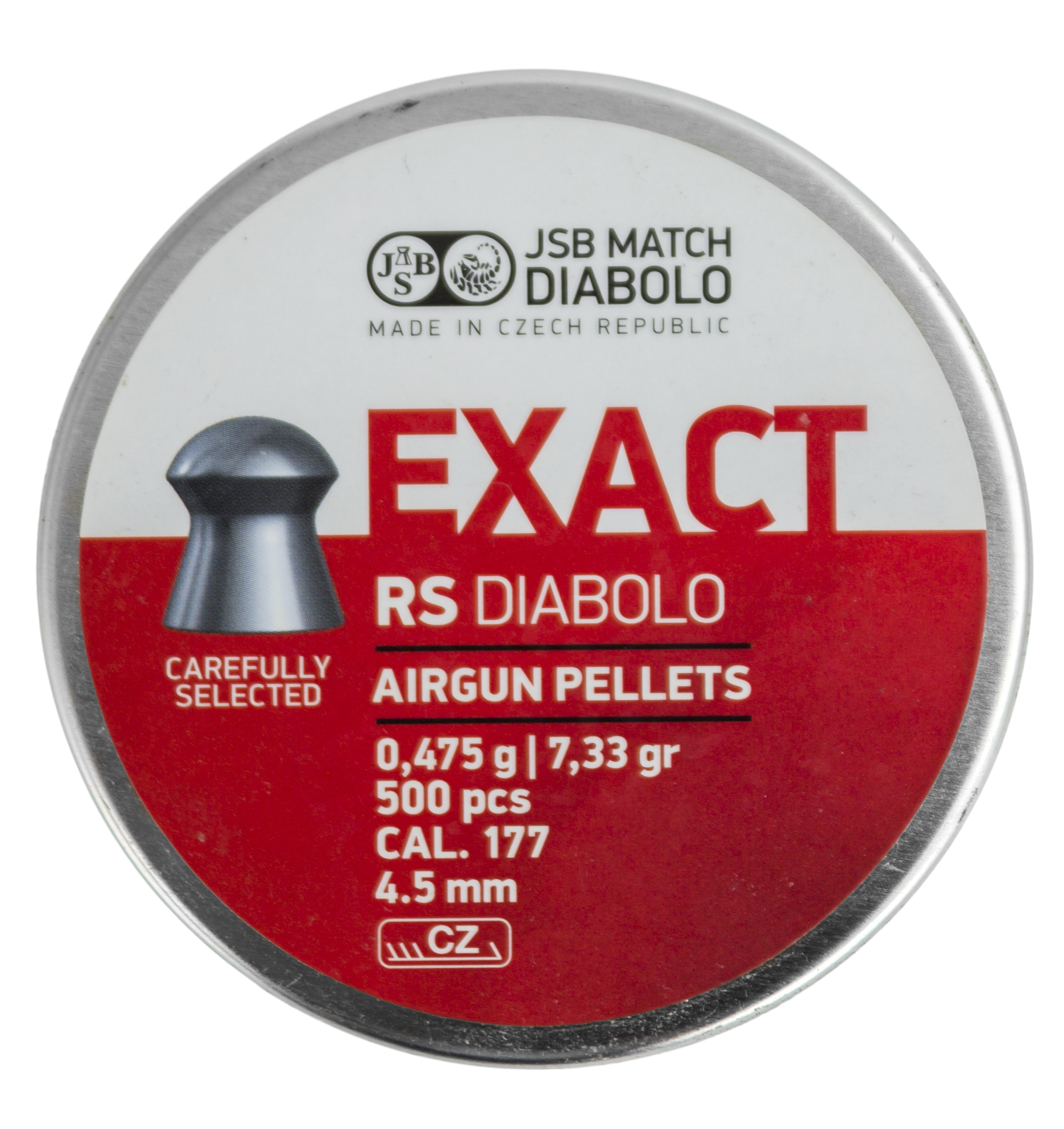 JSB EXACT RS DIABOLO 4.5 mm