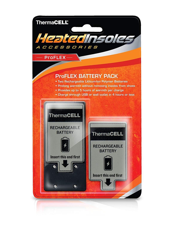 03bfce034d SZUPER ÁR! Thermacell fűthető talpbetét akkumulátor csomag